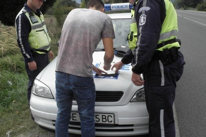 7 спецакции проведе врачанската полиция, съобщиха от пресцентъра на МВР
