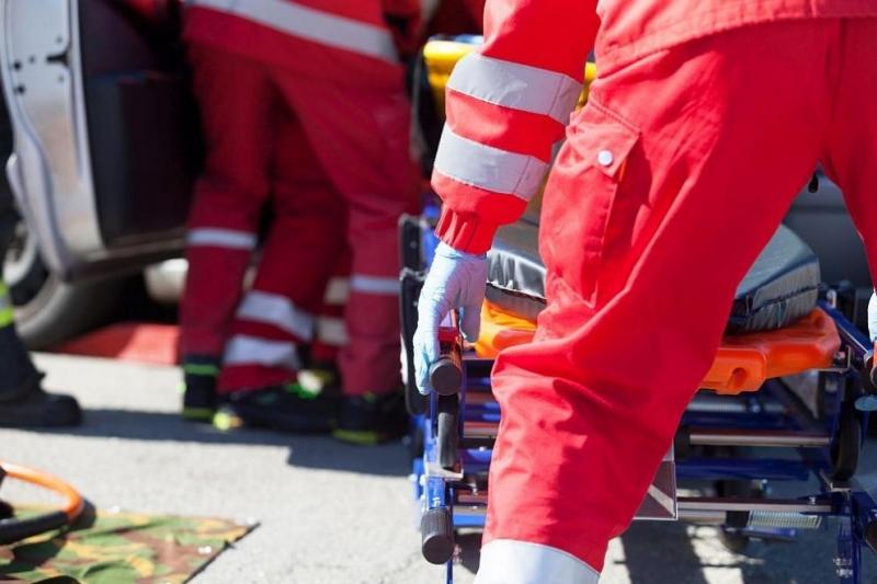 Тежка верижна катастрофа край Созопол, има пострадала жена