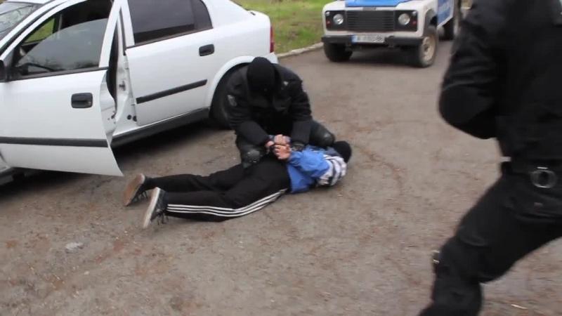 Вчера, в хода на предприети полицейски действия, в района на