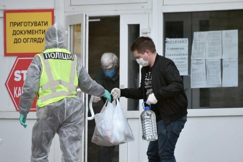 Украинските медици регистрираха от вчера насам 543 нови случая на