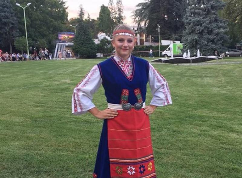Ева Янакиева от Монтана спечели наградата на публиката от Международният