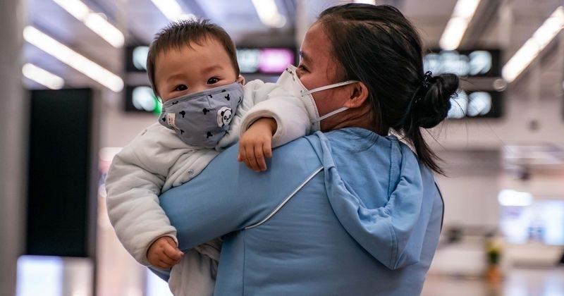 Тримесечно момиченце от китайската провинция Хайнан, е била излекувана от