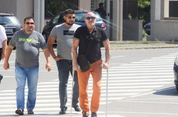 Снимка: Игри на волята! 8 месеца не стигнаха на съдия Георги Ушев да реши делото срещу Ценко Чоков