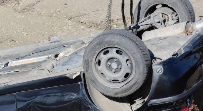 Пиян мъж е катастрофирал на кръстовище в Монтана, съобщиха от