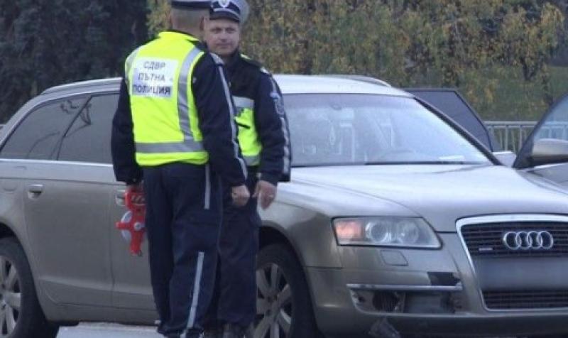 Полицейски служители са хванали врачанин, шофирал след употреба на наркотични