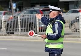 Спрели са служебно дерегистриран лек автомобил във Врачанско, съобщиха от