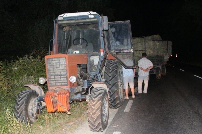 Хванаха пиян шофор на трактор с над 4 промила алкохол
