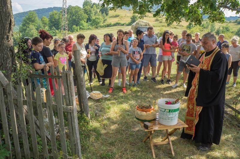 Десетки жители и гости на село Игнатица празнуваха оброк на
