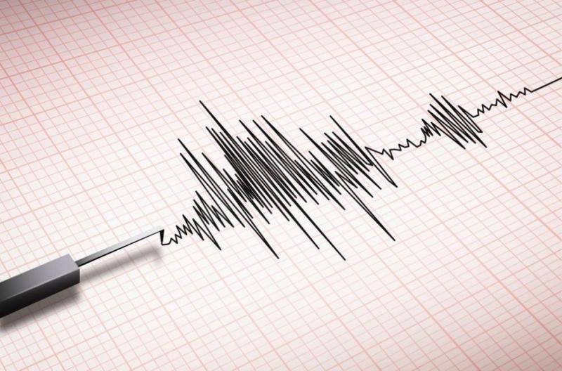 Земетресение с магнитуд 5 по скалата на Рихтер беше регистрирано