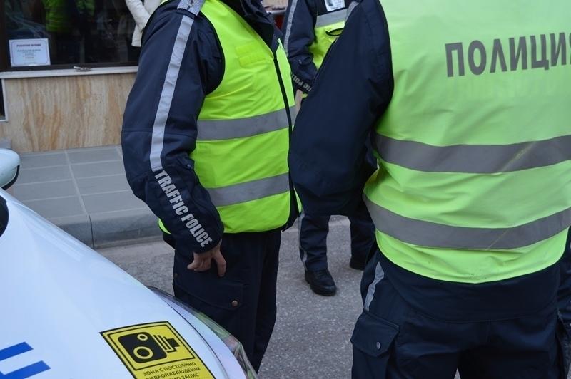 Пътна полиция - Враца е установила 1094 нарушения за седмица,