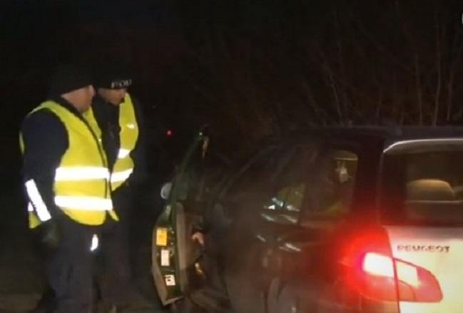 Пиян водач е заловен да управлява колата си из видинските