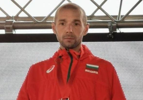 Балканският вицешампион и шампион на България при мъжете за 2019