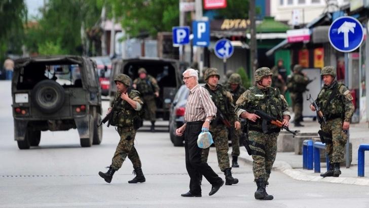В Македония е било осуетено терористично нападение, планирано от привърженици