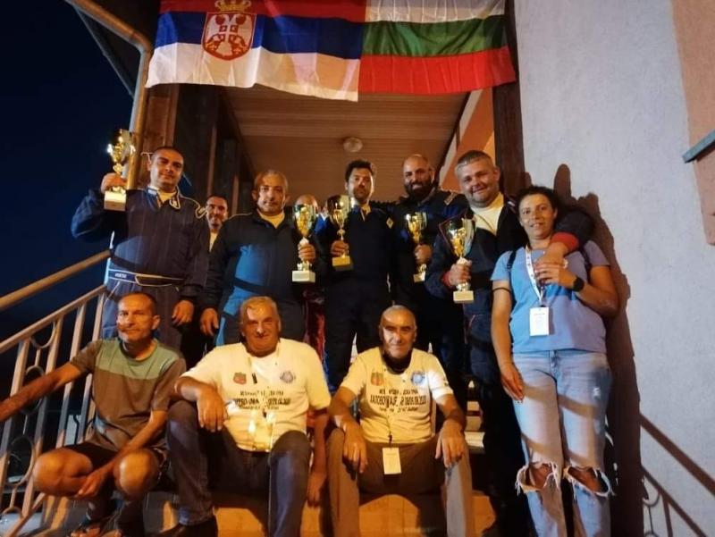 """Екипажите на видинския автомобилен спортен клуб """"Жико Моторспорт"""" се представиха"""