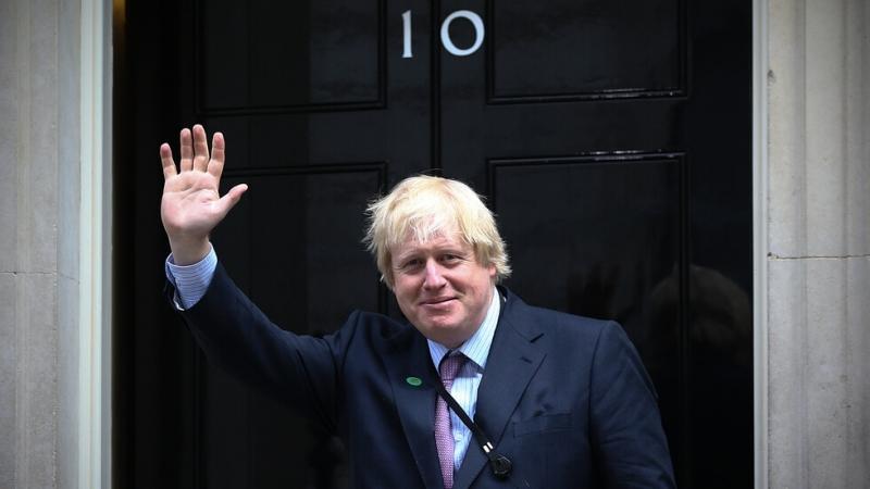 Министър-председателят на Великобритания Борис Джонсън е дал положителна проба за