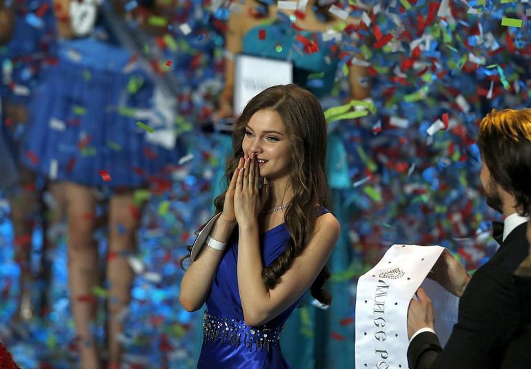 """18-годишна красавица е """"Мис Русия 2018"""" /снимки/"""