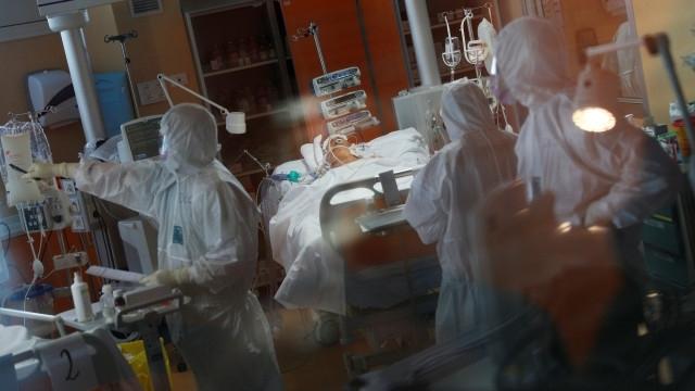 158 са новодиагностицираните с COVID-19 лица през последното денонощие. 3