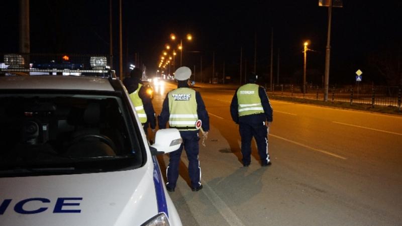 Врачанската полиция изпоти с проверки десетки хора, съобщиха от МВР.