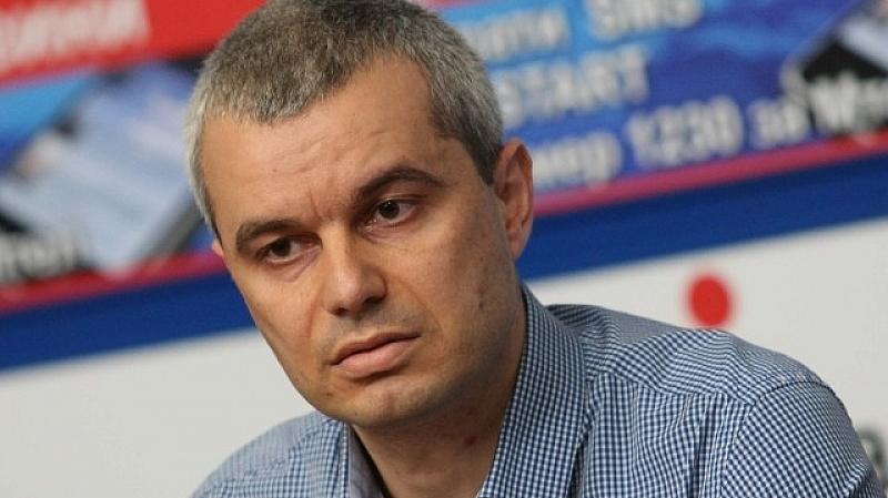 """Лидерът на """"Възраждане"""": До края на февруари правителството на Борисов ще си подаде оставката"""
