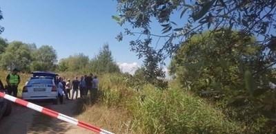 Телата, открити край софийското село Негован, са на възрастни мъж