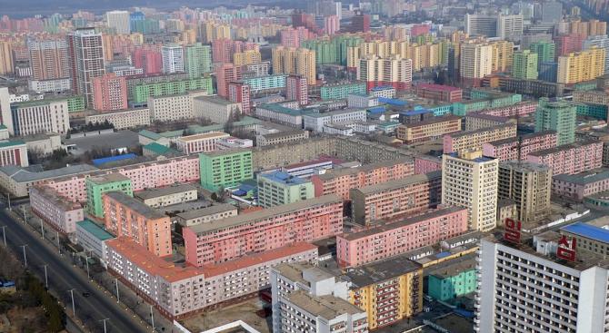 Топлинната вълна, засегнала Северна Корея, доведе до изсъхване на ориза,