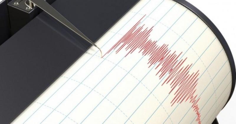Земетресение с магнитуд 6.9 стана в Тихия океан край бреговете