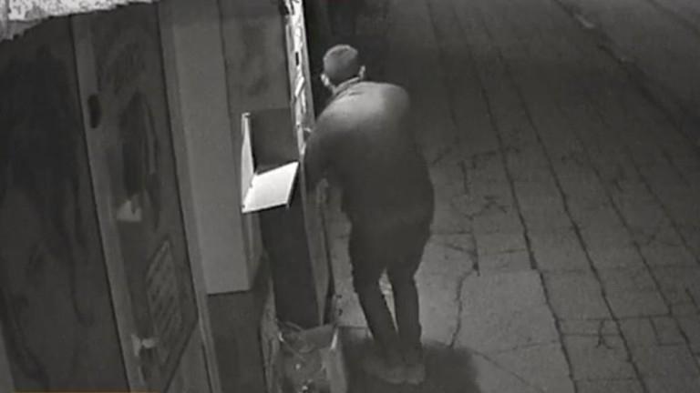 Крадец е проникнал в магазин във Видин, съобщиха от полицията