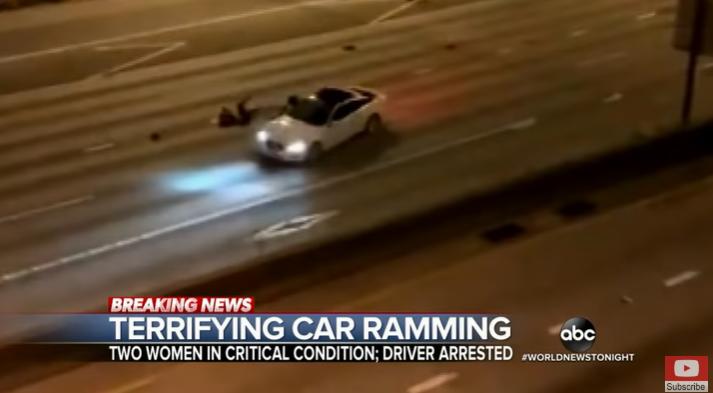 Двайсет и седем годишен мъж вряза вчера колата си в