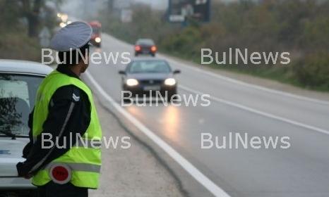 Хванаха шофьор без книжка в Оряхово