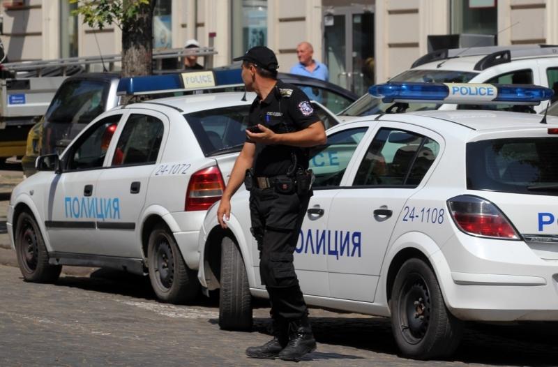 Полицията е извършила три специализирани акции само за ден във