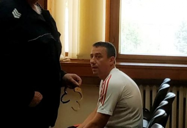 Бургаският бизнесмен Белин Матев, признат за виновен в убийството на