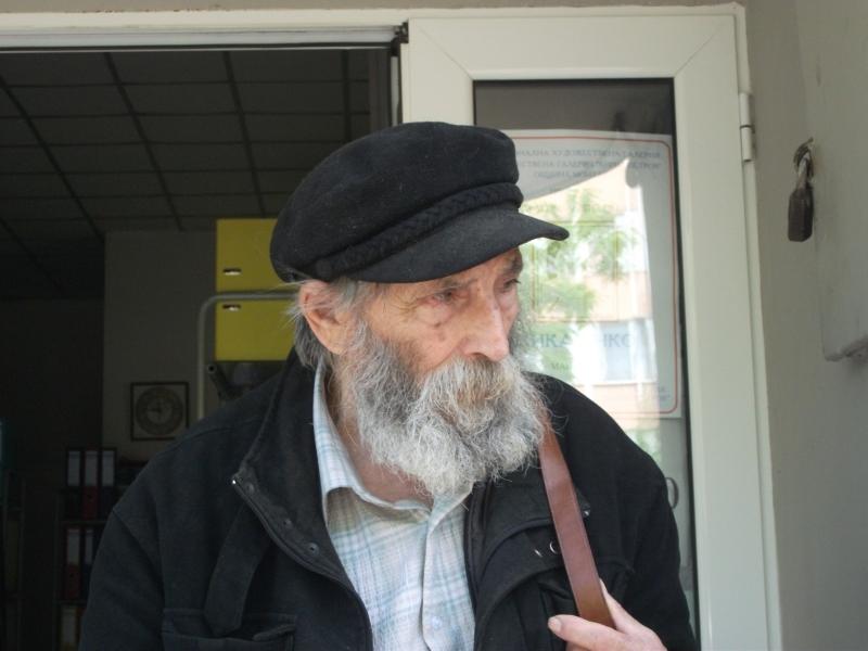 Изложба, посветена на 90-годишнината на Галилей Симеонов, бе открита в