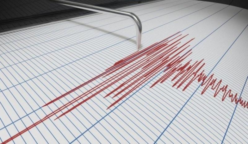 Земетресение с магнитуд 4 по Рихтер е било регистрирано днес
