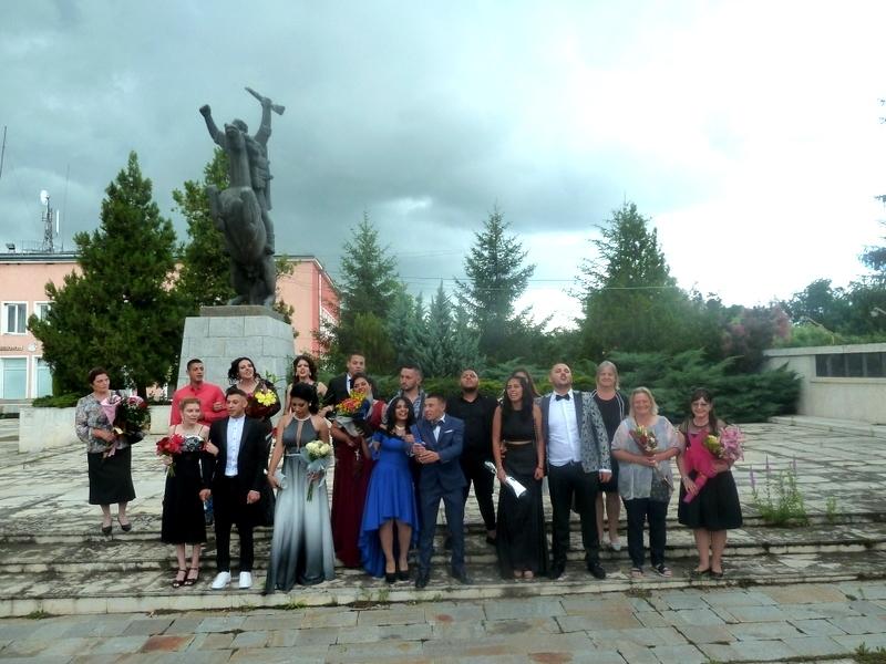 От Община Борован поздравиха абитуриентите от професионалната гимназия по транспорт
