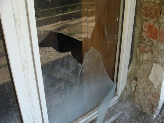 Вандали са изпотрошили къща в ломското село Долно Линево, съобщиха