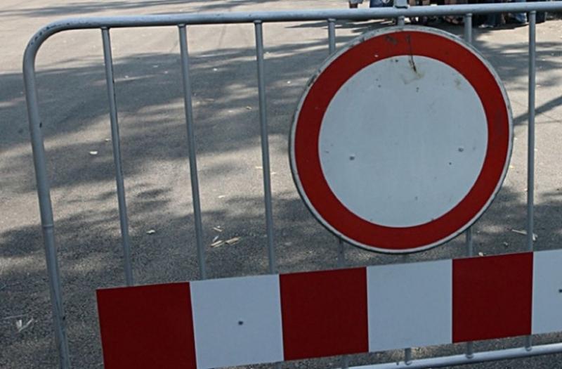 Ремонт затваря временно улица във Враца днес, съобщиха от общината.