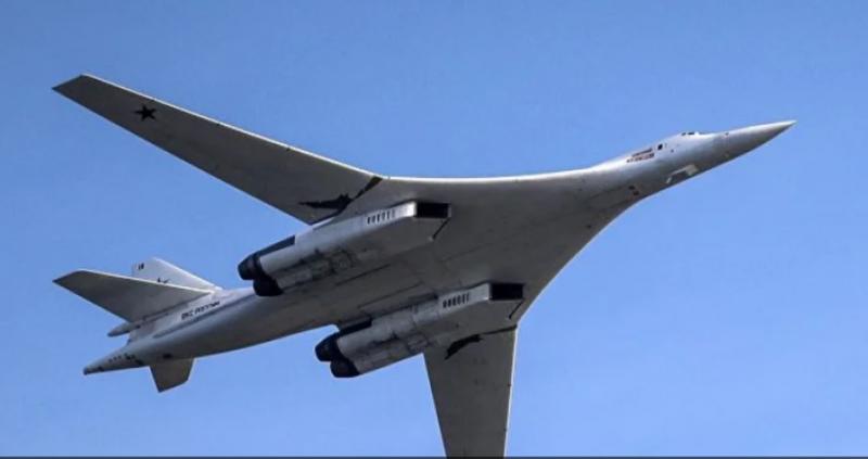 Русия съобщи, че е изпратила два стратегически бомбардировача Ту-160 в