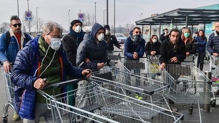 В Солун настана паника след първия случай на коронавирус. Хората