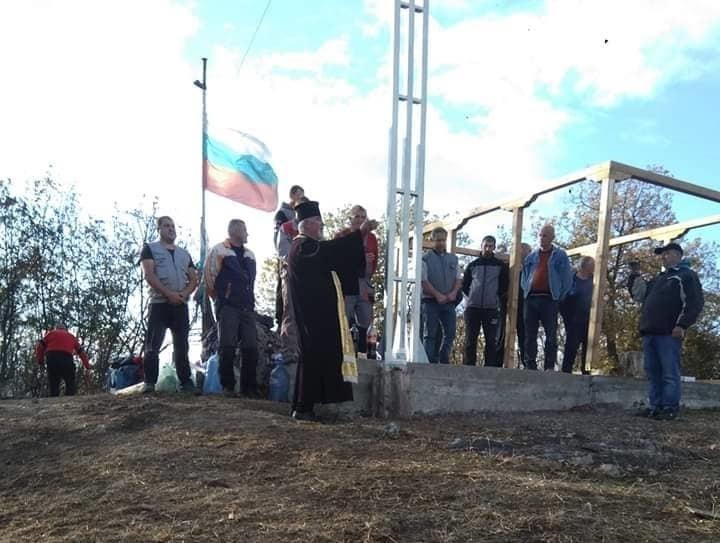 Жители и гости на мездренското село Типченица се радват на