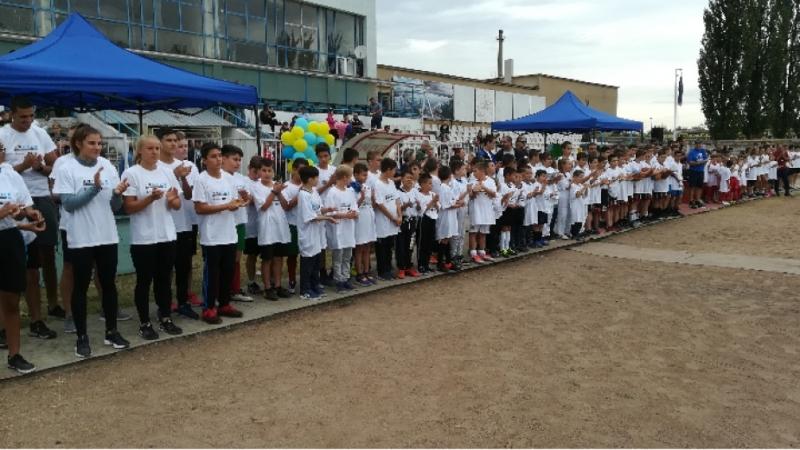 Панаир на спорта проведоха във Видин