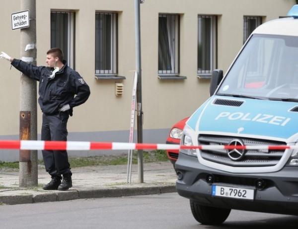 Полицията в германския град Бохум, провинция Северен Рейн-Вестфалия, задейства мащабна