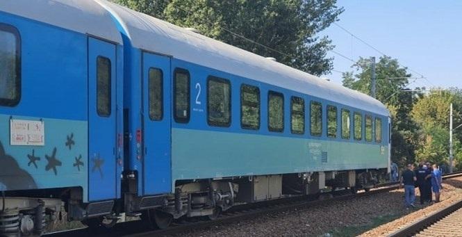 Влак е прегазил мъж на жп гара Пловдив. Инцидентът е