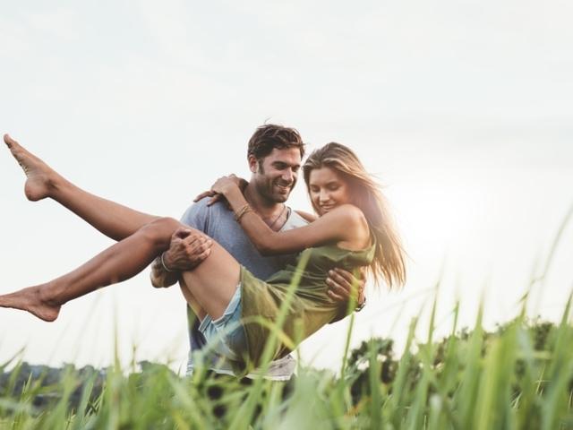 Партньорите в една двойка са като части за пъзел. Непрекъснато