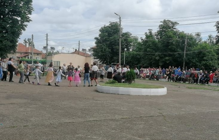 Във врачанското село Пудрия възродяват стари традиции, научи агенция BulNews.