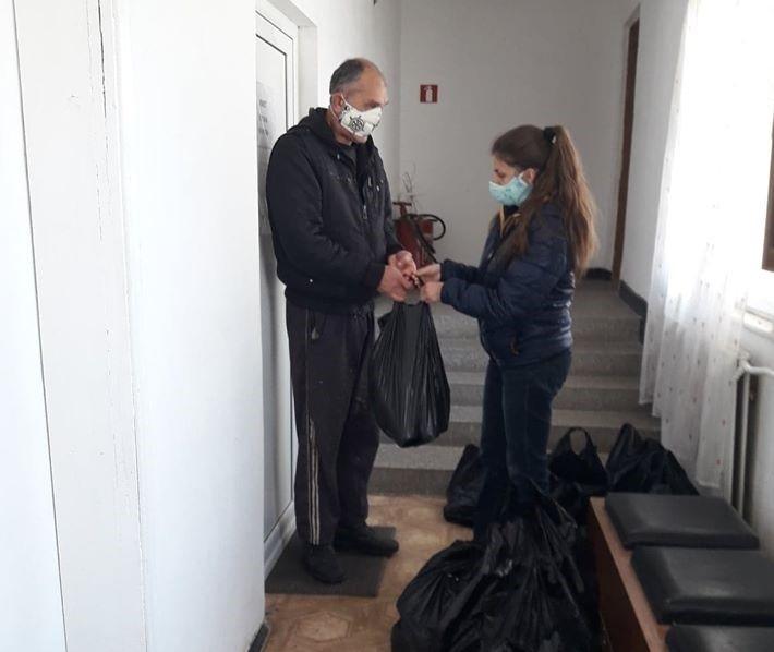 До края на седмицата близо 260 крайно нуждаещи се жители