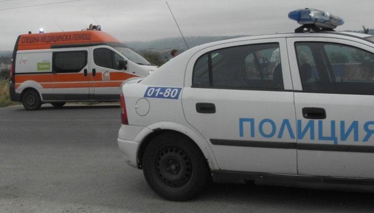 71-годишен шофьор от Разград е с опасност за живота след