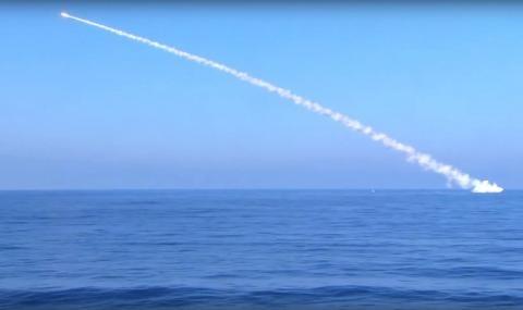 """Ядрените подводници на Руската федерация """"Тула"""" и """"Юрий Долгорукий"""" изстреляха"""