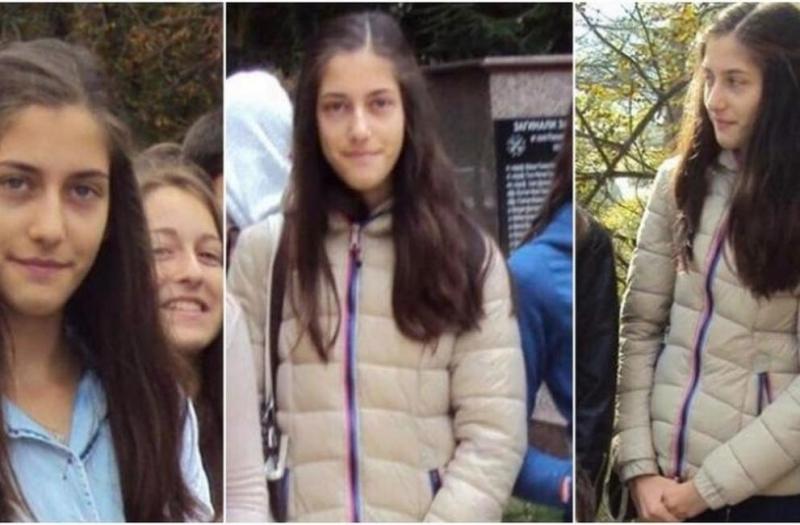 """Ученичката на ПМГ """"Иван Вазов"""" Силвия Петрова, която бе обявена"""