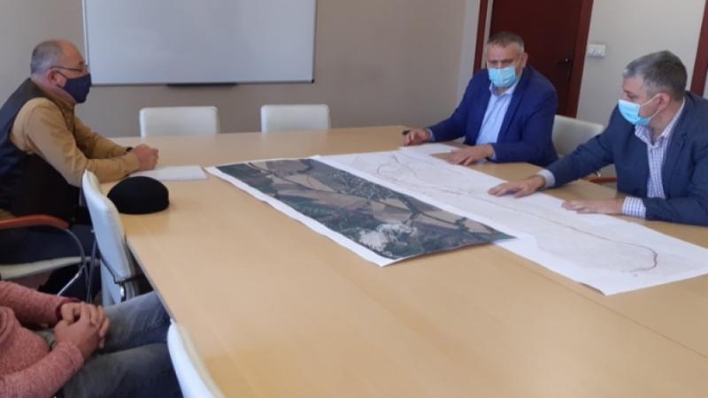 Жителите на село Скравена ще имат пряк и бърз транспортен