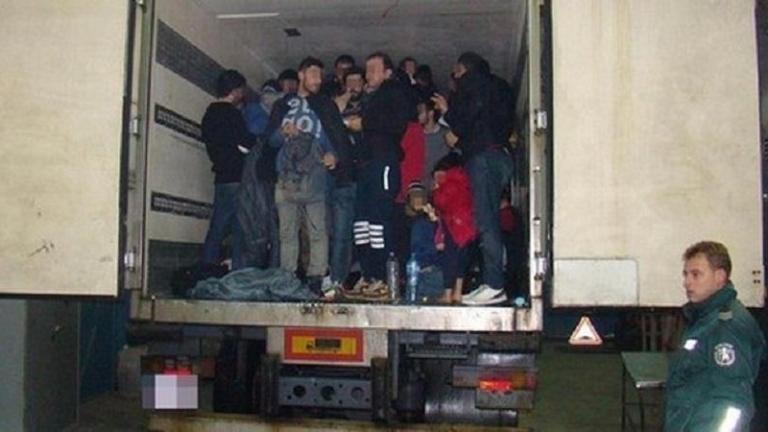 Румънската гранична полиция е заловила 35 мигранти от Ирак, Сирия,